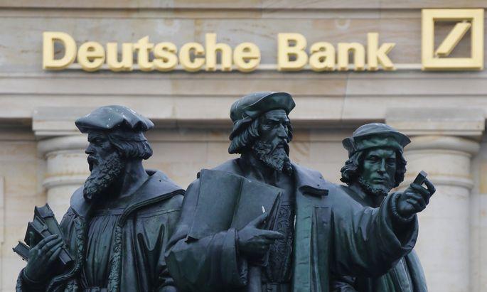 Deutsche Bank mit 2,15 Milliarden Verlust im 4. Quartal 2012