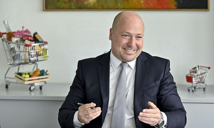 Der neue Chef der Statistik Austria Tobias Thomas will unabhängige Zahlen liefern, die Interpretation aber anderen überlassen.