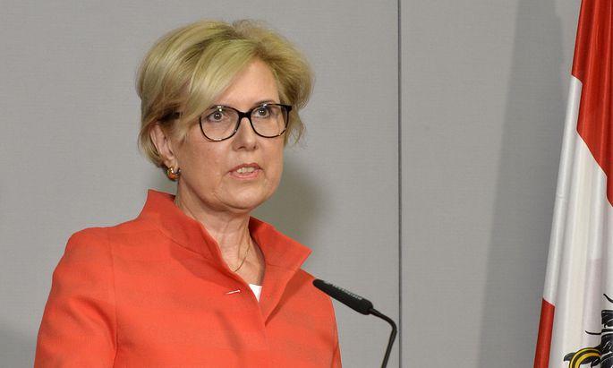 Rechnungshof-Präsidentin Margit Kraker hatte die Abschaffung der automatischen Valorisierung gefordert.