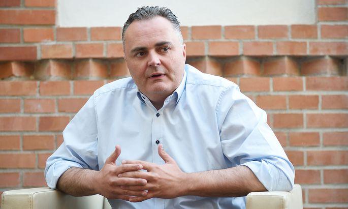 "Doskozil nennt Michael Ludwig einen ""guten Kandidaten"""