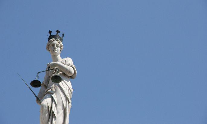 Themenbild: Justitia