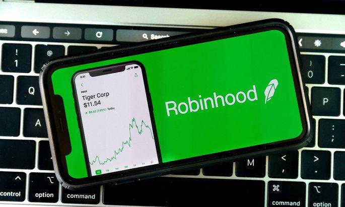 Der US-Broker Robinhood will demnächst an die Börse gehen und mit 35 Milliarden Dollar bewertet werden.