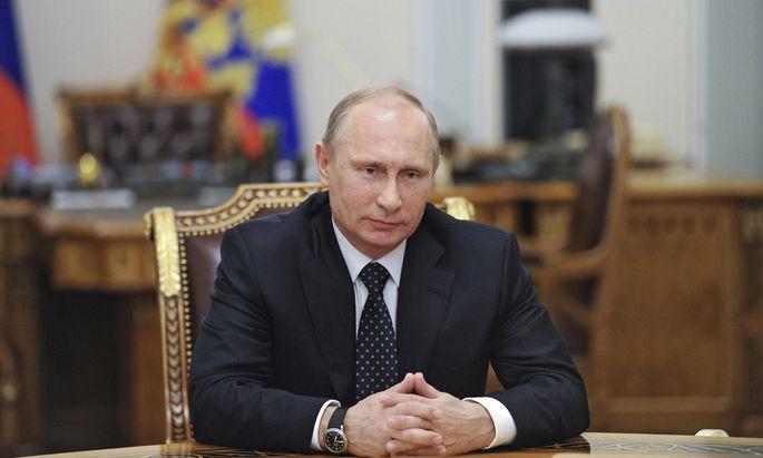 Putin, Freihandelsabkommen, Ukrain