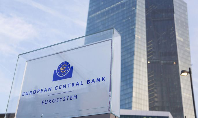General Views Inside The European Central Bank's New Headquarters