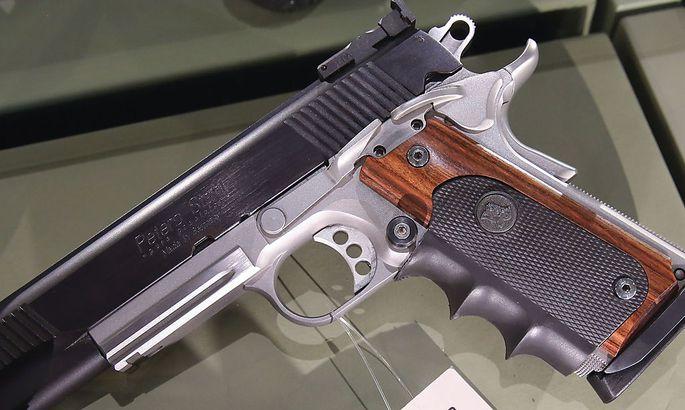 Mehr als zwei Drittel der in Österreich gekaufen Waffen ist Seconhandware.