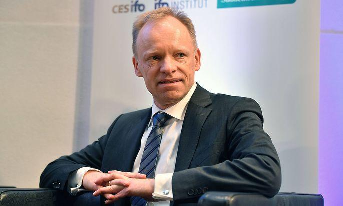 Laut Clemens Fuest, Präsident des ifo Instituts, könnte sich das Szenario noch verschlimmern.