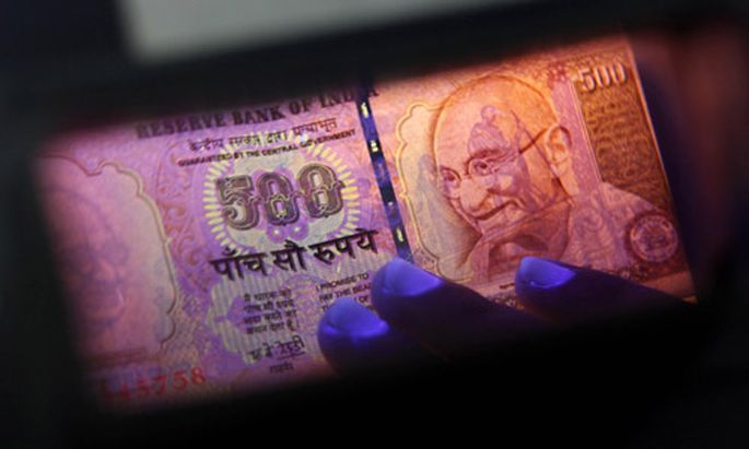 Indien bekommt Symbol fuer
