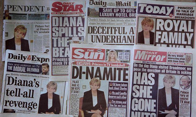 FILES-ROYALS-DIANA-BRITAIN-MEDIA