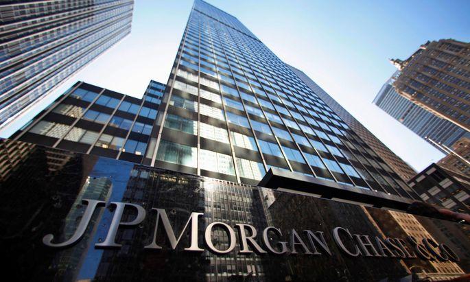 JP Morgan Chase bevorzugt europäische Banken zum ersten Mal seit drei Jahren wieder gegenüber US-amerikanischen Geldinstituten.