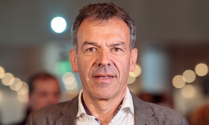 Der grüne Innsbrucker Bürgermeister Georg Willi