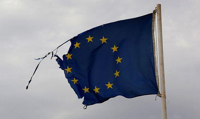 Die EU zerfranst