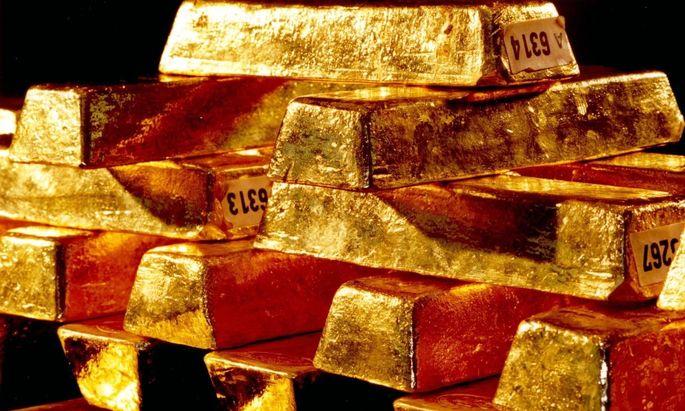 Mit dem Goldpreis geht es aufwärts-
