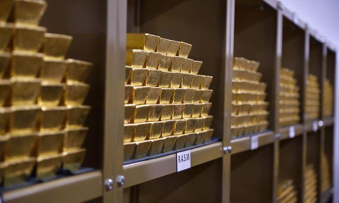 Gold als Versicherung