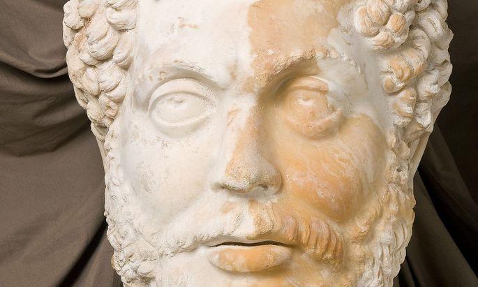 Mark Aurel, ein Stoiker