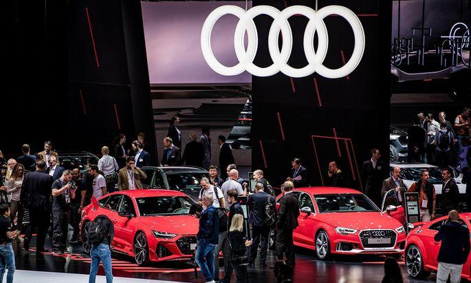 Audi verkauft zu wenige A3, A4 und A6, die Produktion wird gedrosselt.