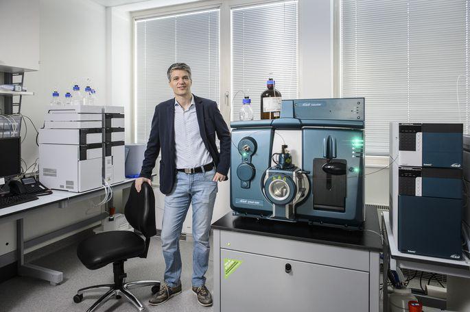 Mit der Kombination aus Naturstoff- und Lipidforschung betritt Andreas Koeberle Neuland.