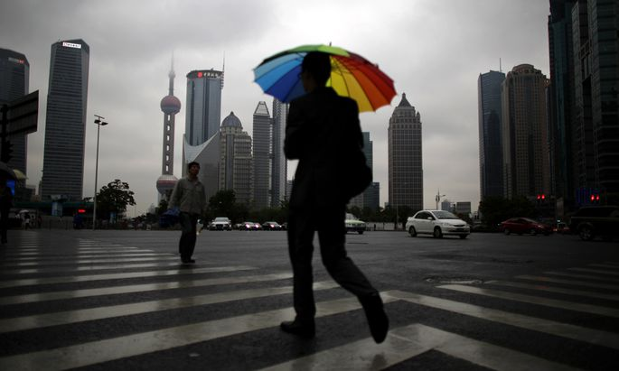 Finanzmaerkte BRICStory geht langsam