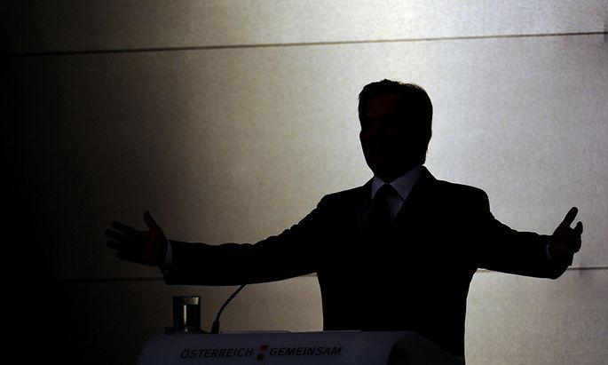 Faymann-Rücktritt: Neuer SPÖ-Chef soll in acht Tagen feststehen