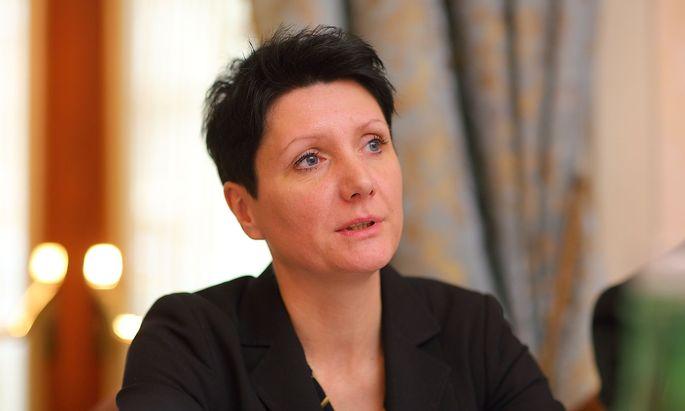 Sandra Bauernfeind.