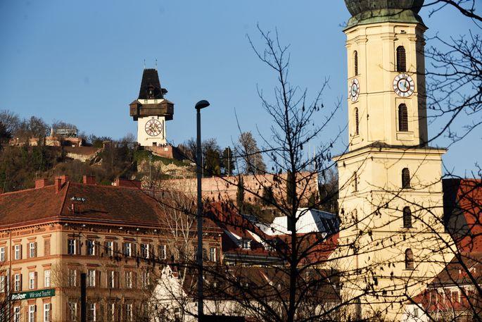 Internationale Investoren setzen auf Graz