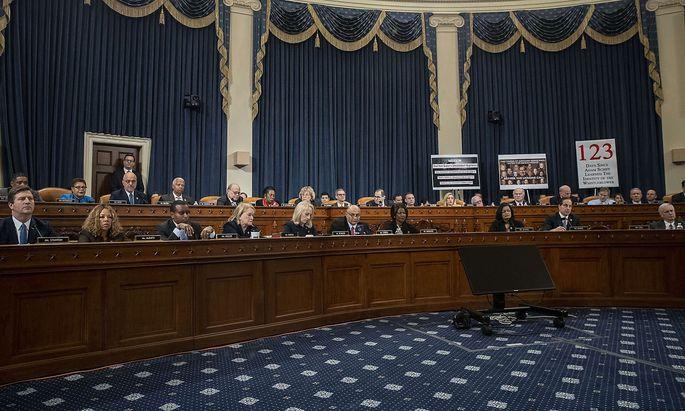 Justizausschuss des US-Repräsentantenhauses