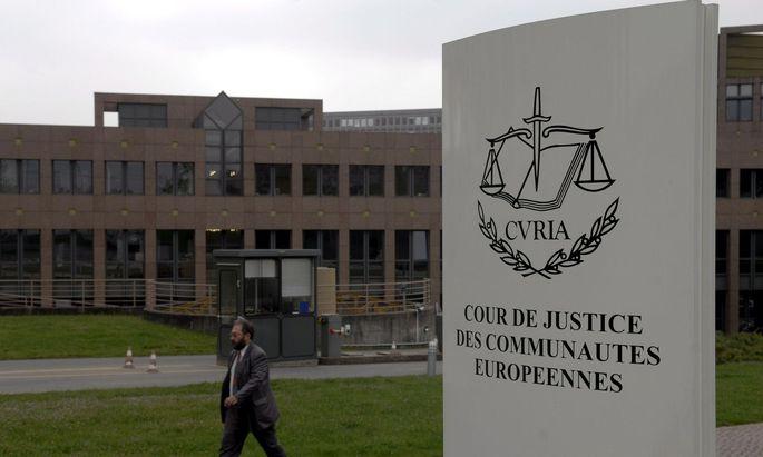 Der Gerichtshof der EU (EuGH) in Luxemburg hat entschieden.