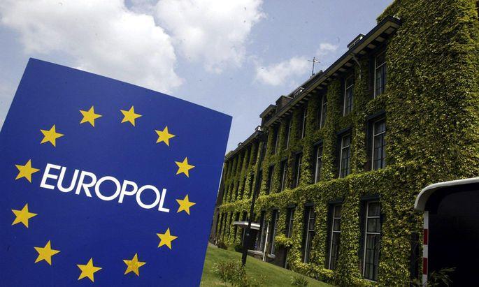 NETHERLANDS EUROPOL PARCEL BOMB