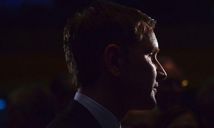 Rechtsausleger in einer rechten Partei: AfD-Politiker Björn Höcke soll in Linz auftreten.
