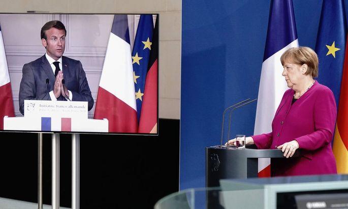 Österreich stellt sich gegen den Merkel-Macron-Plan