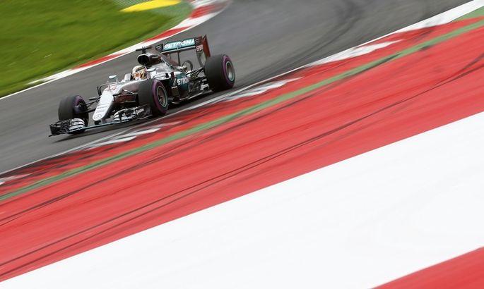 Formula 1 -Austria Grand Prix