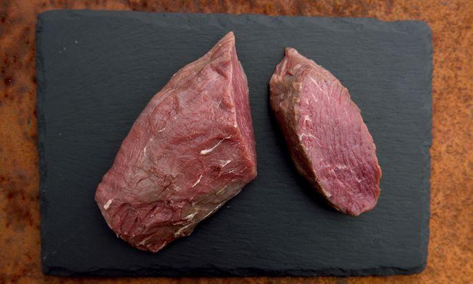 Büffelfleisch