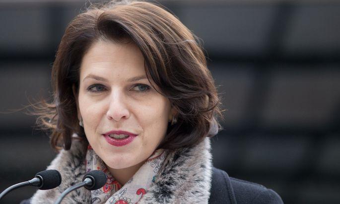 Staatssekretärin Karoline Edtstadler (ÖVP)
