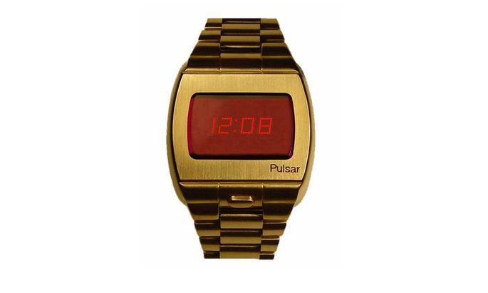 Die ersten Digitaluhren kamen Anfang der Siebziger auf den Markt