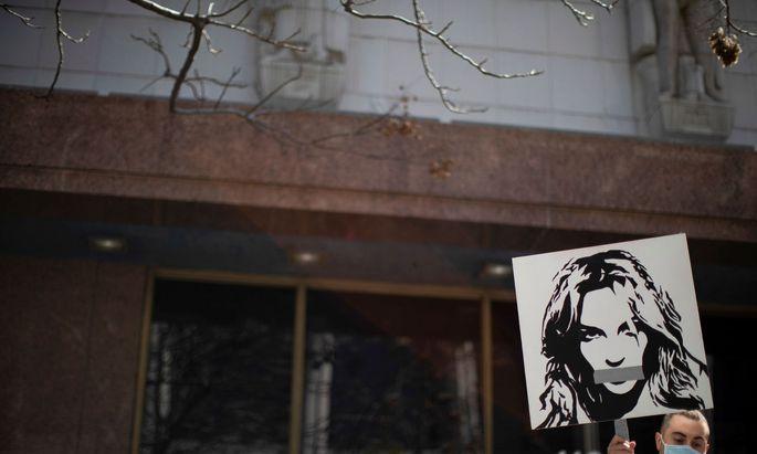 Britney Spears steht seit 2008 unter der Vormundschaft ihres Vaters