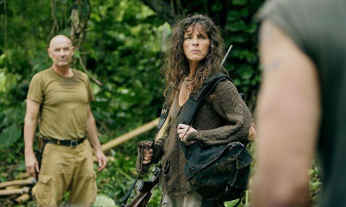 "Mira Furlan in der Serie ""Lost""."