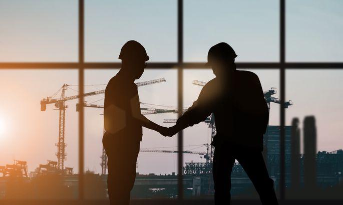 Lean Baumanagement erfordert auch ein Umdenken in Richtung partnerschaftliche Projektabwicklung.