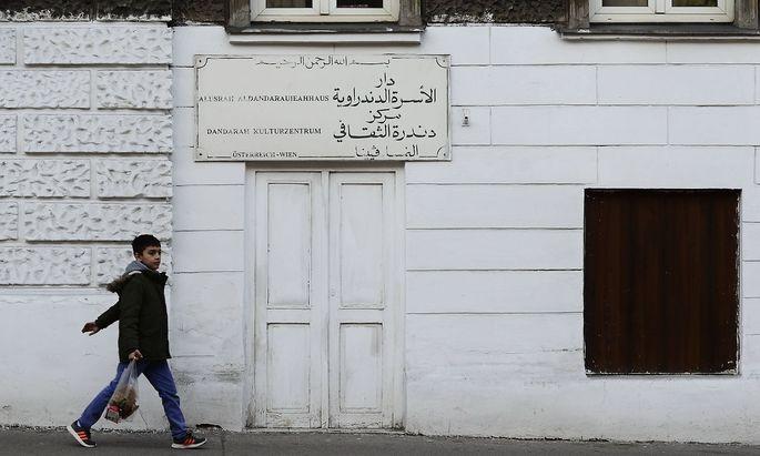 Islamisches Kulturzentrum in Wien