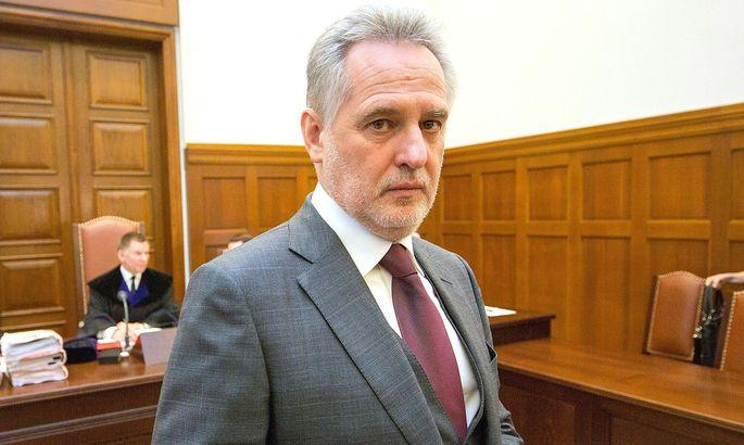 Dmitrij Firtasch vor Gericht