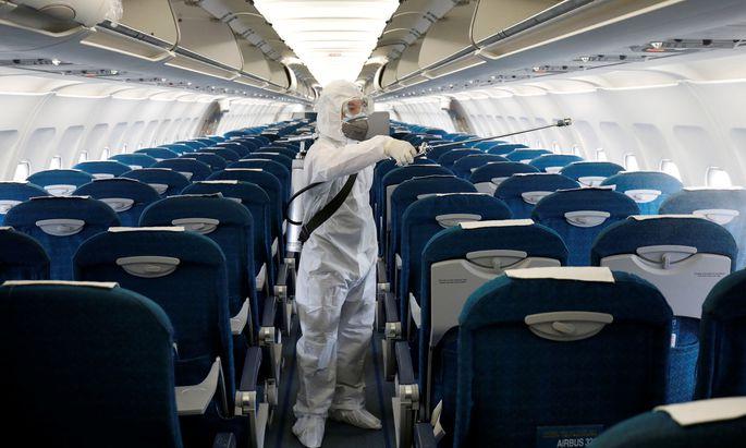 Auf Reisen wird in Zeiten des Coronavirus oft verzichtet