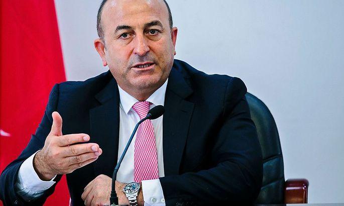 Mavlüt Cavusoglu wirft dem Westen vor, an der Vertrauenskrise selbst schuld zu sein.