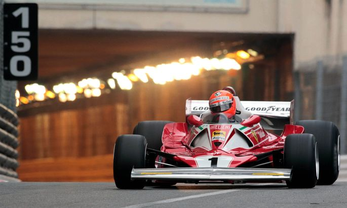 MOTORSPORT - Historic Grand Prix Monaco