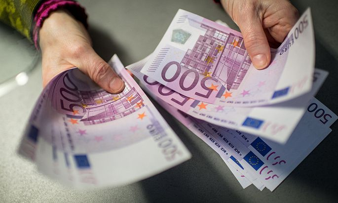 Bargeldlimit von 5000 Euro