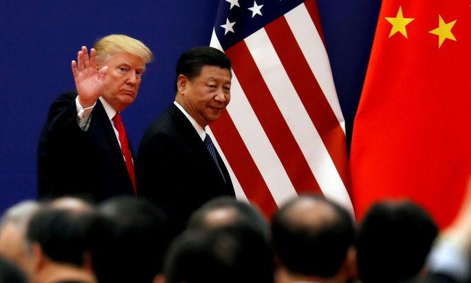 Donald Trump will seinen chinesischen Kollegen Xi Jinping auf dem G-20-Gipfel in Japan treffen
