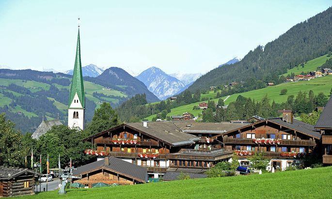 EUROPAeISCHES FORUM ALPBACH 2011: EROeFFNUNG / 'TIROL-TAG'