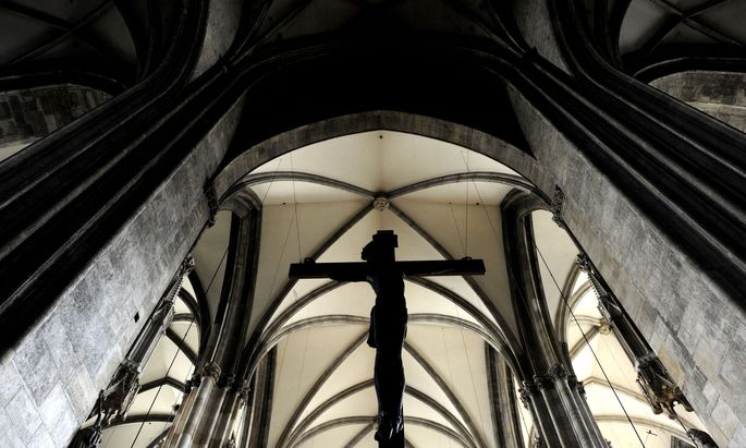 In absoluten Zahlen traten 58.378 Personen aus der Kirche aus.