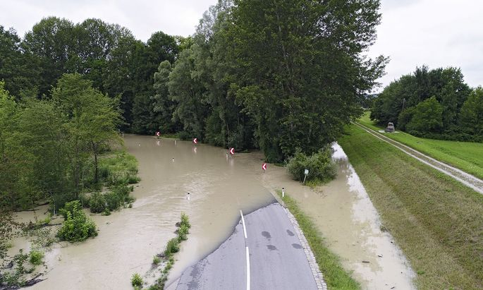 Der Klimawandel hat das Ausmaß von Flutkatastrophen in Europa verändert.