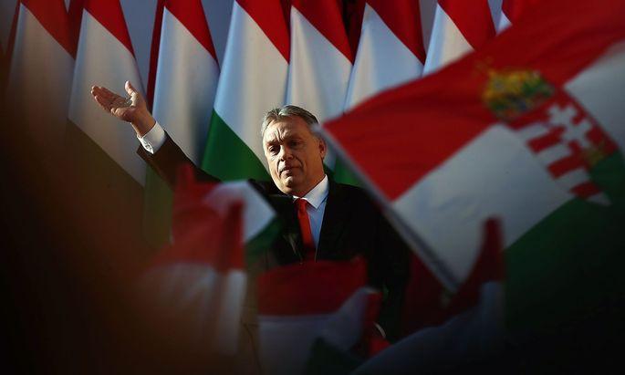 Viktor Orbán bleibt unangetastet.