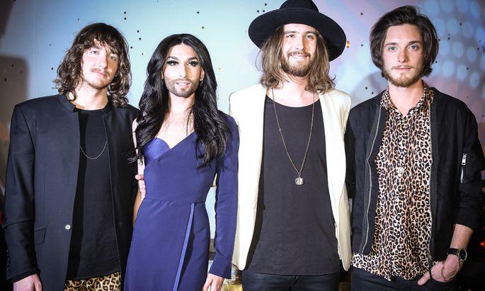 Eurovision Song Contest - Wer singt f�r �sterreich?