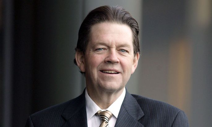 Arthur Laffer Reichensteuer Reagan