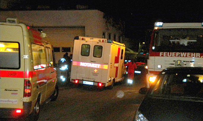Gasunfall Perchtoldsdorf Drei Kinder